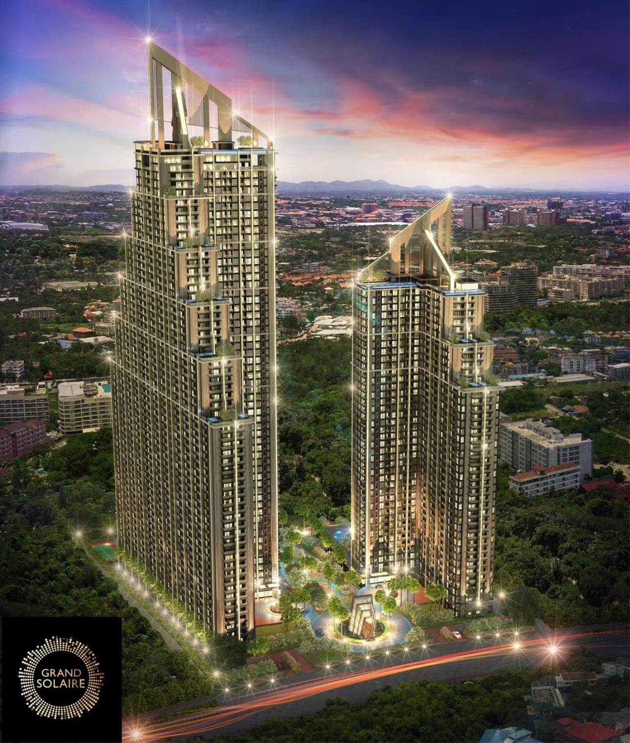 Agent - Pattaya Investment Agency's Grand Solaire Condo Presale Price 2bed 144 sqm 9