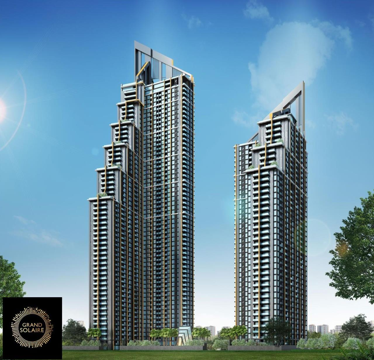 Agent - Pattaya Investment Agency's Grand Solaire Condo Presale Price 2bed 144 sqm 12