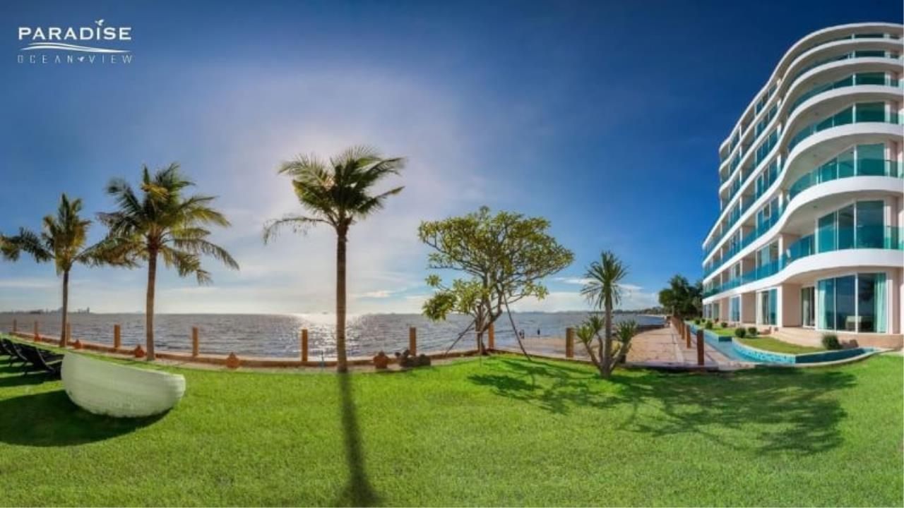 Agent - Pattaya Investment Agency's Paradise Ocean view Pattaya Move in today 5