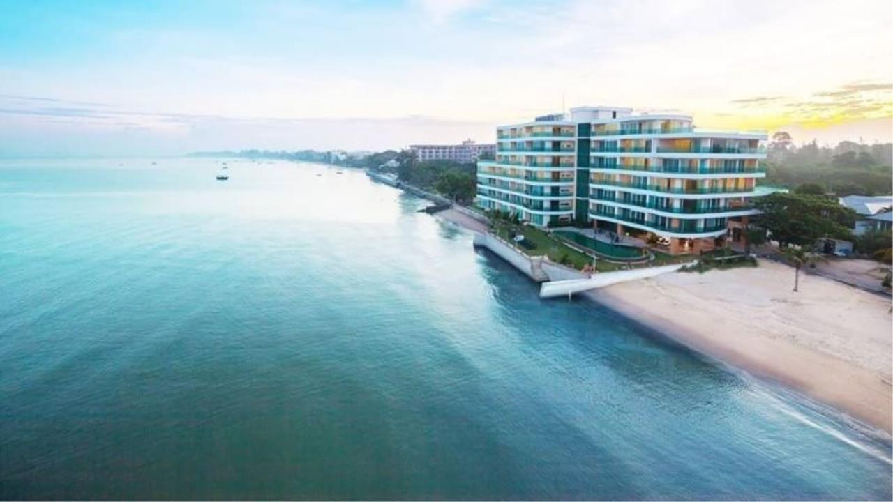 Agent - Pattaya Investment Agency's Paradise Ocean view Pattaya Move in today 1