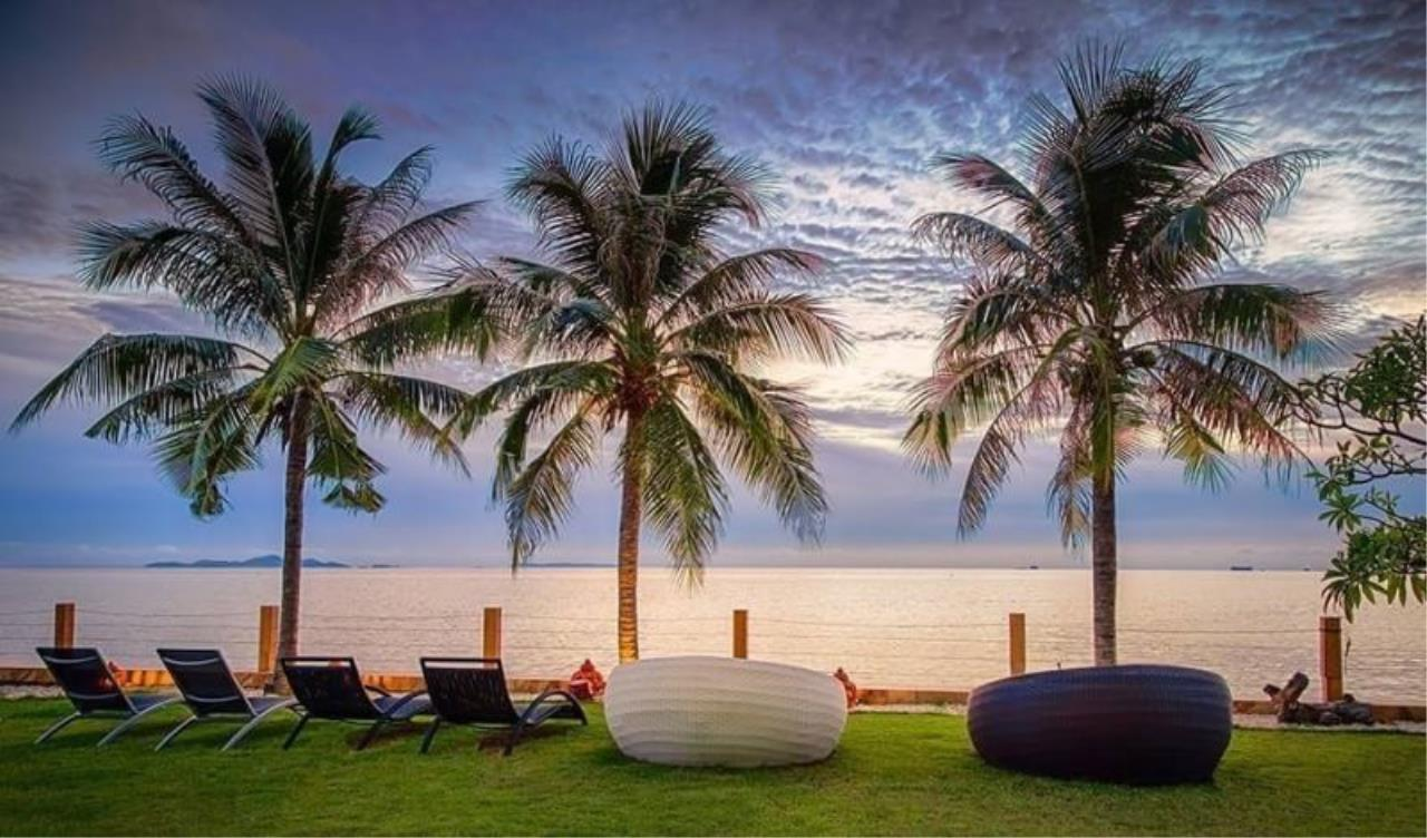 Agent - Pattaya Investment Agency's Paradise Ocean view Pattaya Move in today 7