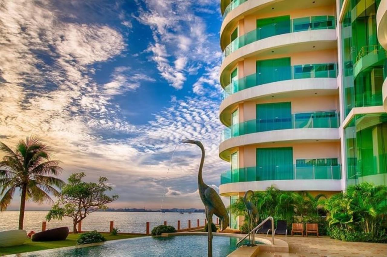 Agent - Pattaya Investment Agency's Paradise Ocean view Pattaya Move in today 4