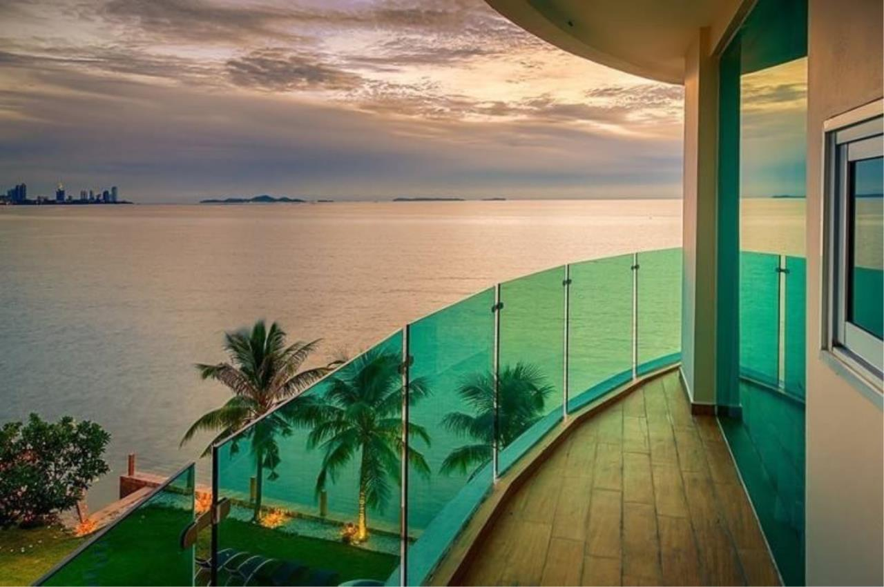 Agent - Pattaya Investment Agency's Paradise Ocean view Pattaya Move in today 2bedroom 7