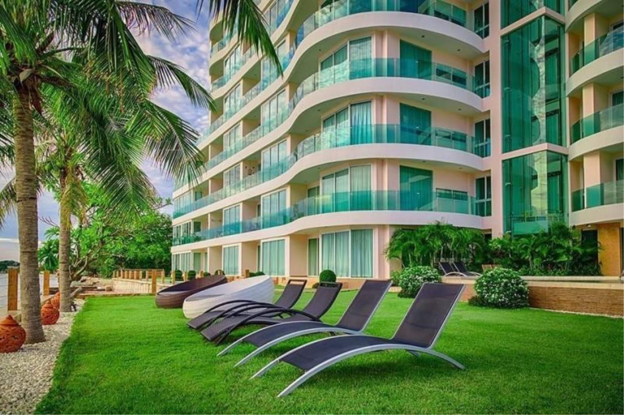 Agent - Pattaya Investment Agency's Paradise Ocean view Pattaya Move in today 2bedroom 4