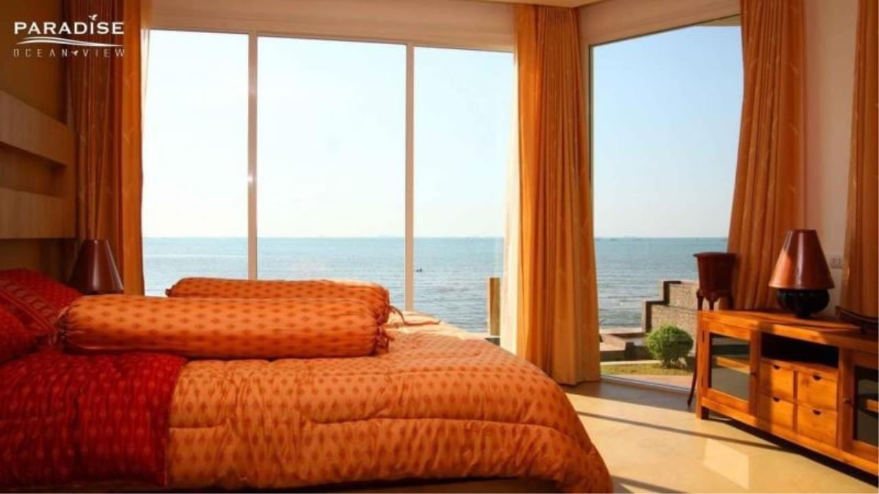 Agent - Pattaya Investment Agency's Paradise Ocean view Pattaya Move in today 2bedroom 8