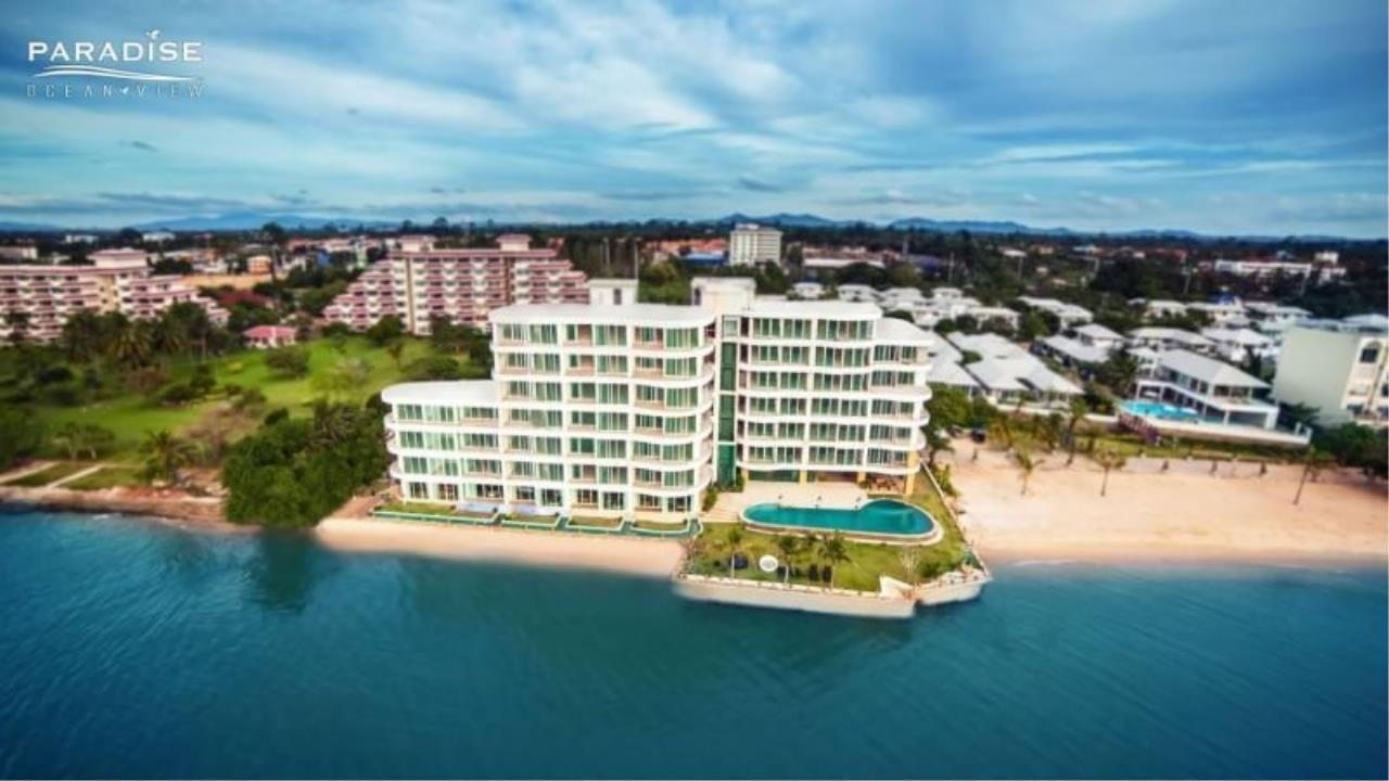 Agent - Pattaya Investment Agency's Paradise Ocean view Pattaya Move in today 2bedroom 12