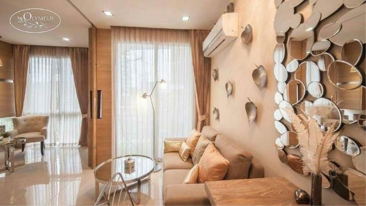 Agent - Pattaya Investment Agency's Olympus City Garden Pattaya 1 -2 bedroom for sale 2