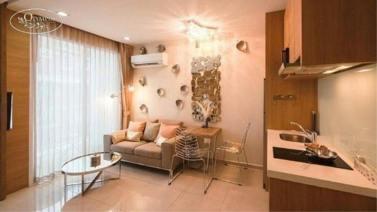 Agent - Pattaya Investment Agency's Olympus City Garden Pattaya 1 -2 bedroom for sale 6