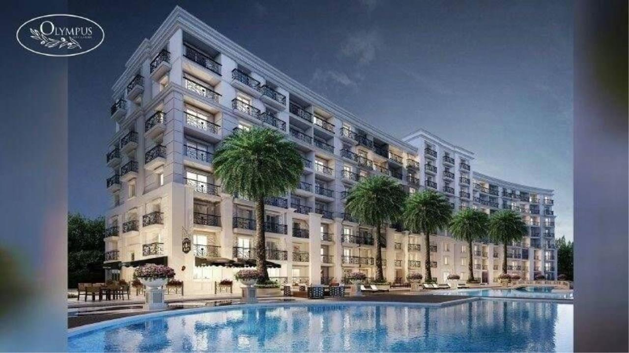 Agent - Pattaya Investment Agency's Olympus City Garden Pattaya 1 -2 bedroom for sale 3