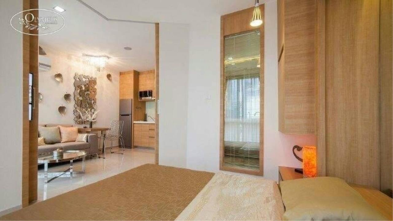 Agent - Pattaya Investment Agency's Olympus City Garden Pattaya 1 -2 bedroom for sale 8