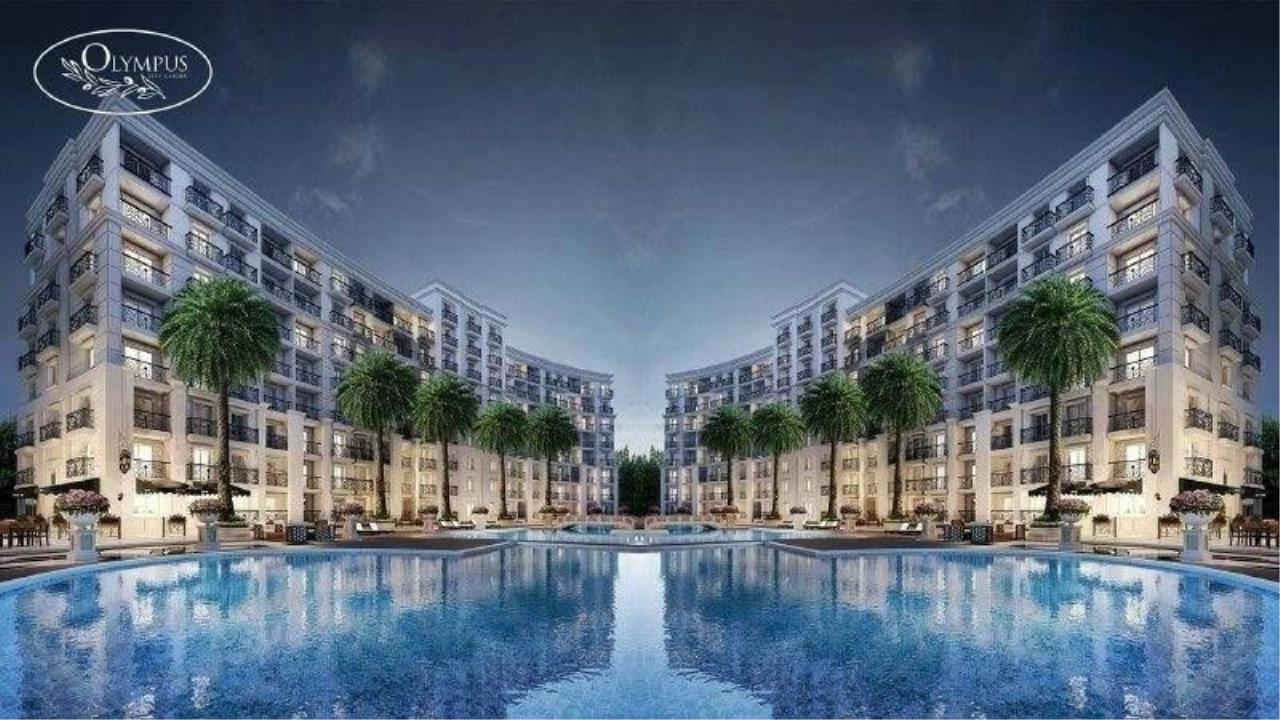 Agent - Pattaya Investment Agency's Olympus City Garden Pattaya 1 -2 bedroom for sale 10