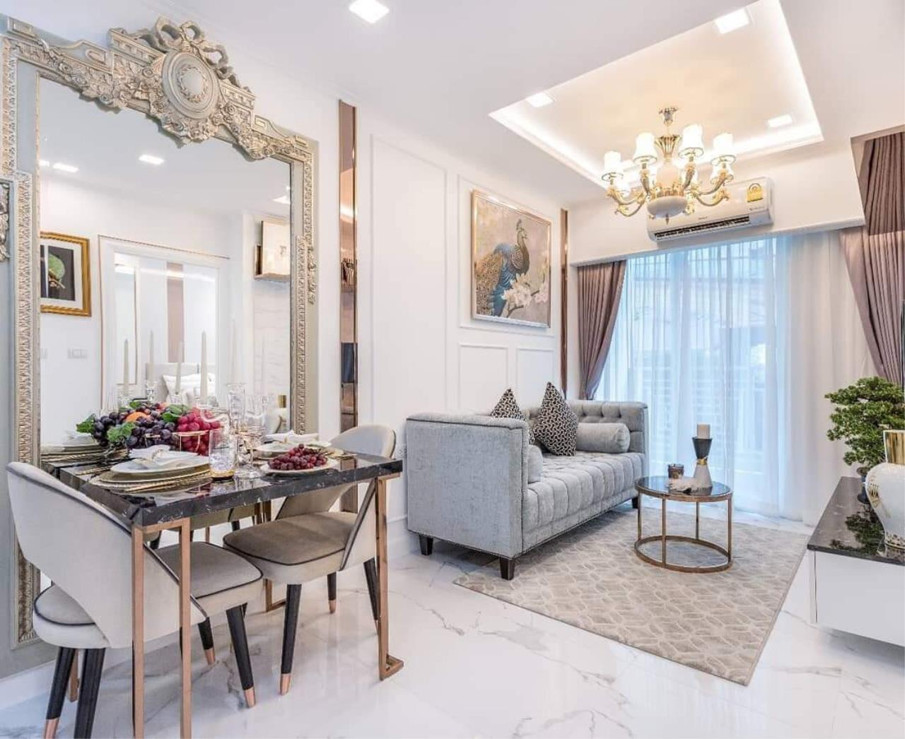Pattayaconsult Co., Ltd. Agency's 33 sqm 1 bedroom for sale 30% discount @ The Empire Jomtien 9