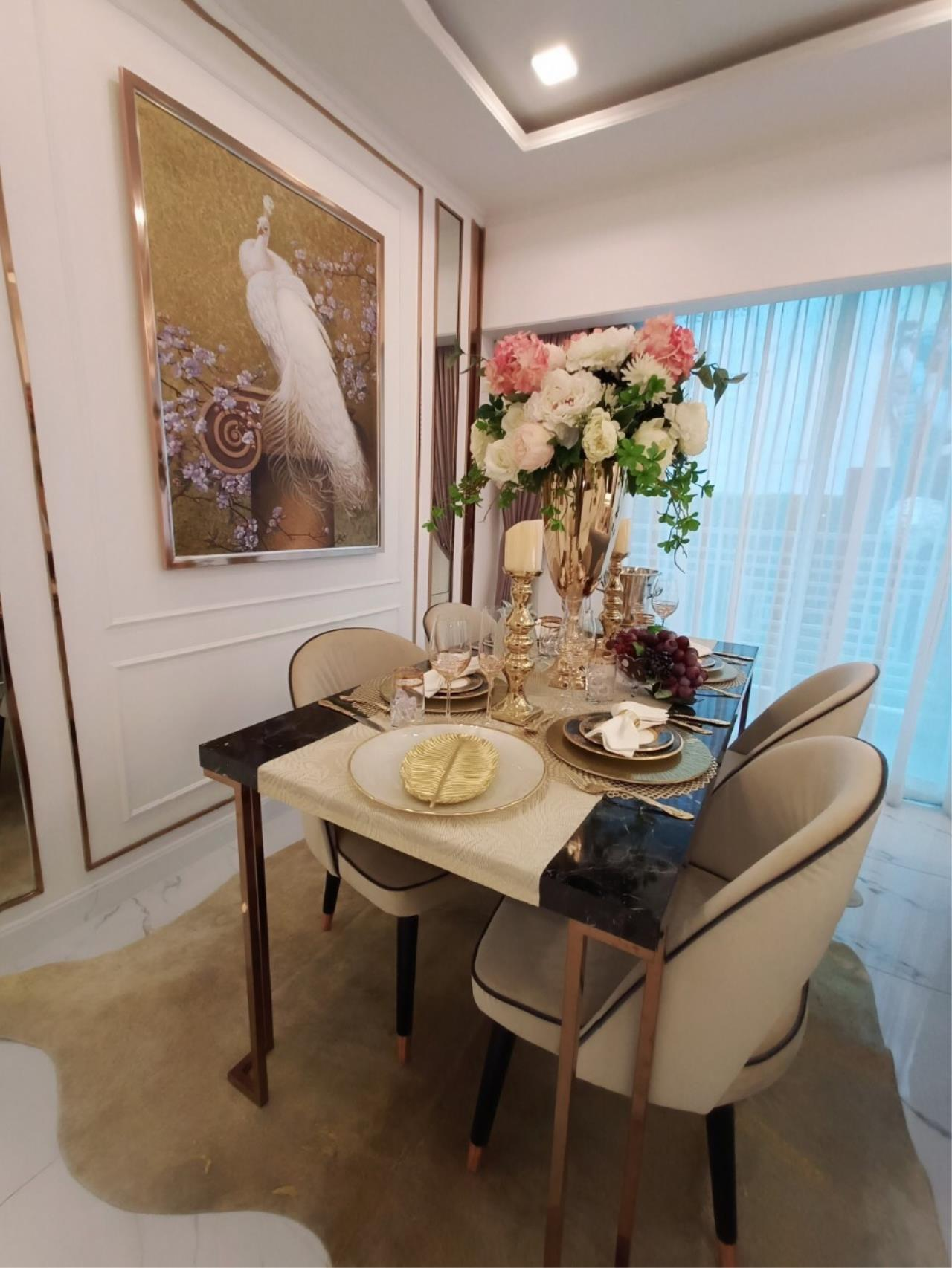 Pattayaconsult Co., Ltd. Agency's 33 sqm 1 bedroom for sale 30% discount @ The Empire Jomtien 16