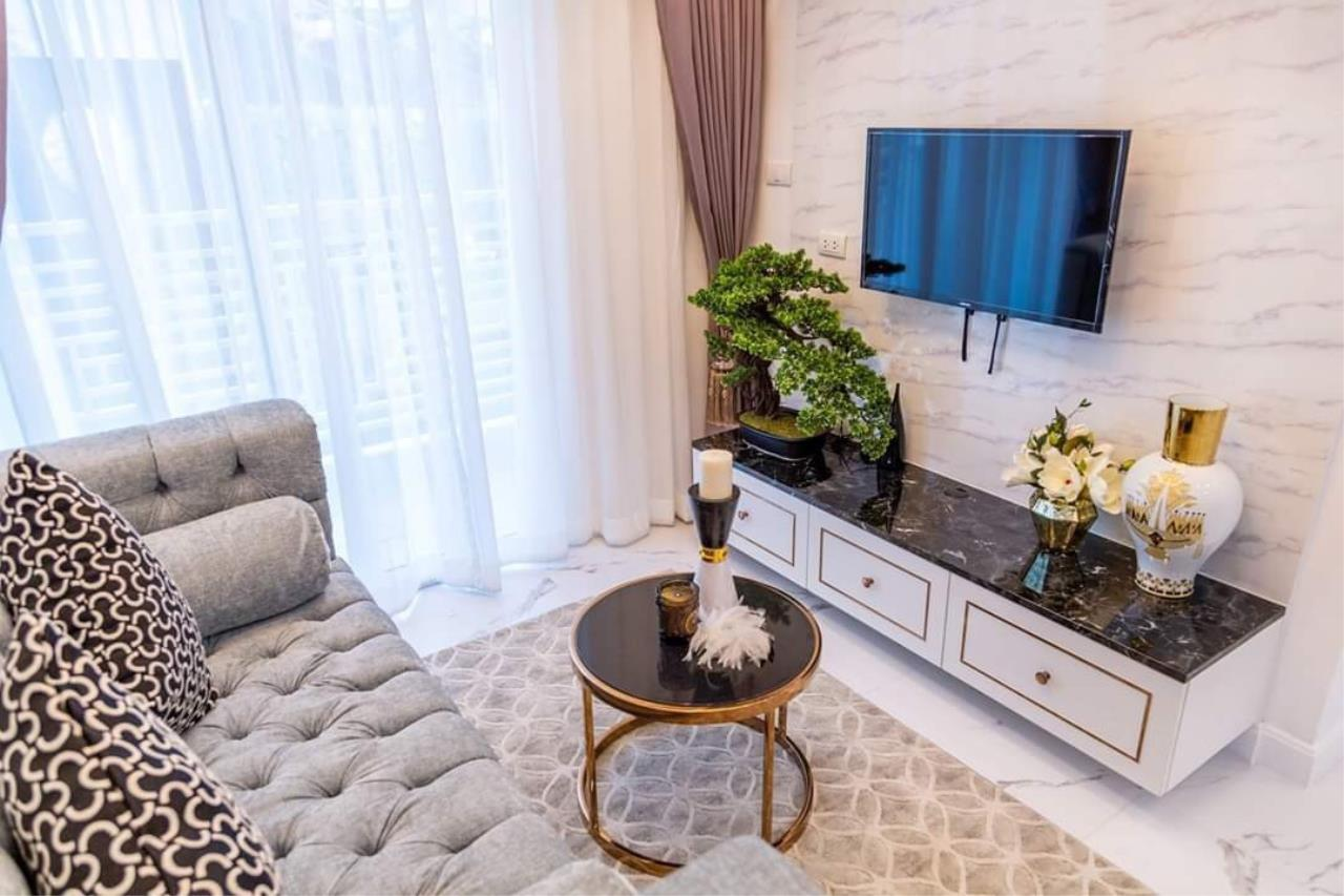 Pattayaconsult Co., Ltd. Agency's 33 sqm 1 bedroom for sale 30% discount @ The Empire Jomtien 10