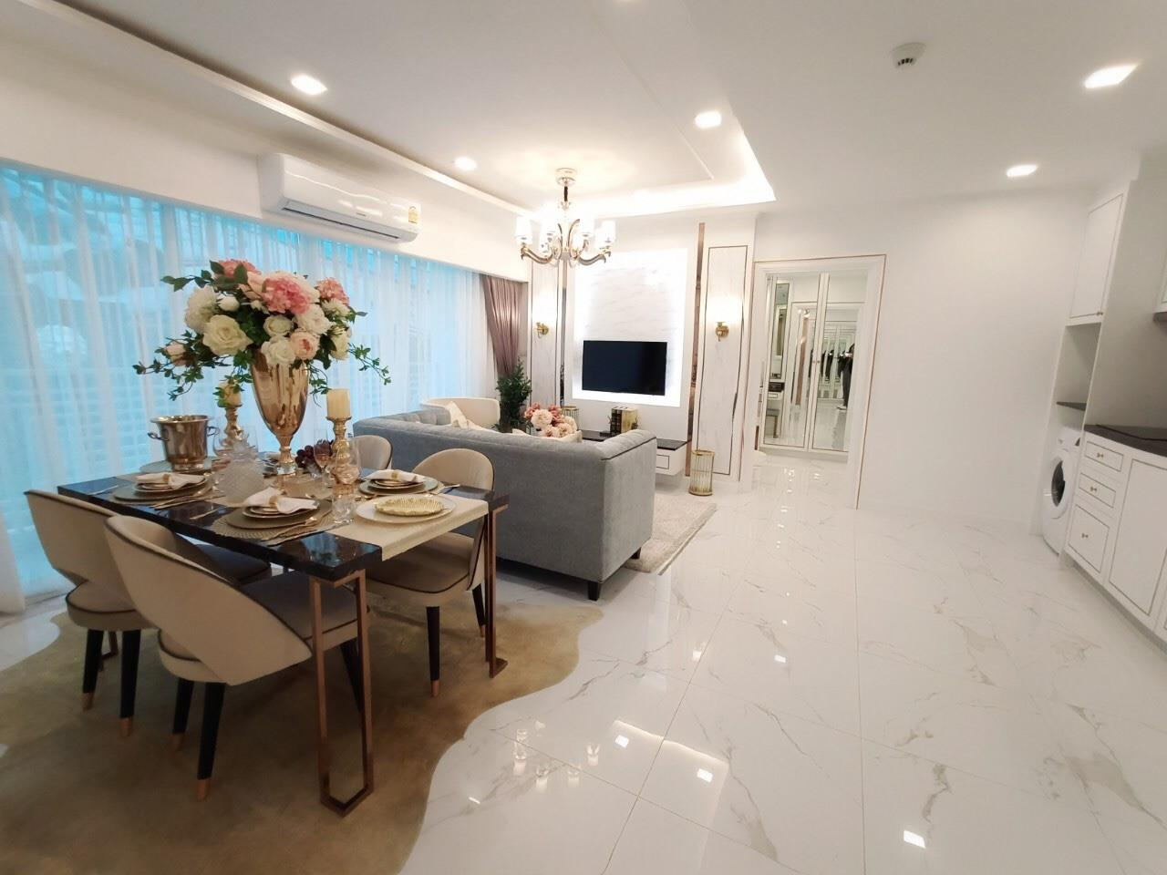 Pattayaconsult Co., Ltd. Agency's 33 sqm 1 bedroom for sale 30% discount @ The Empire Jomtien 15