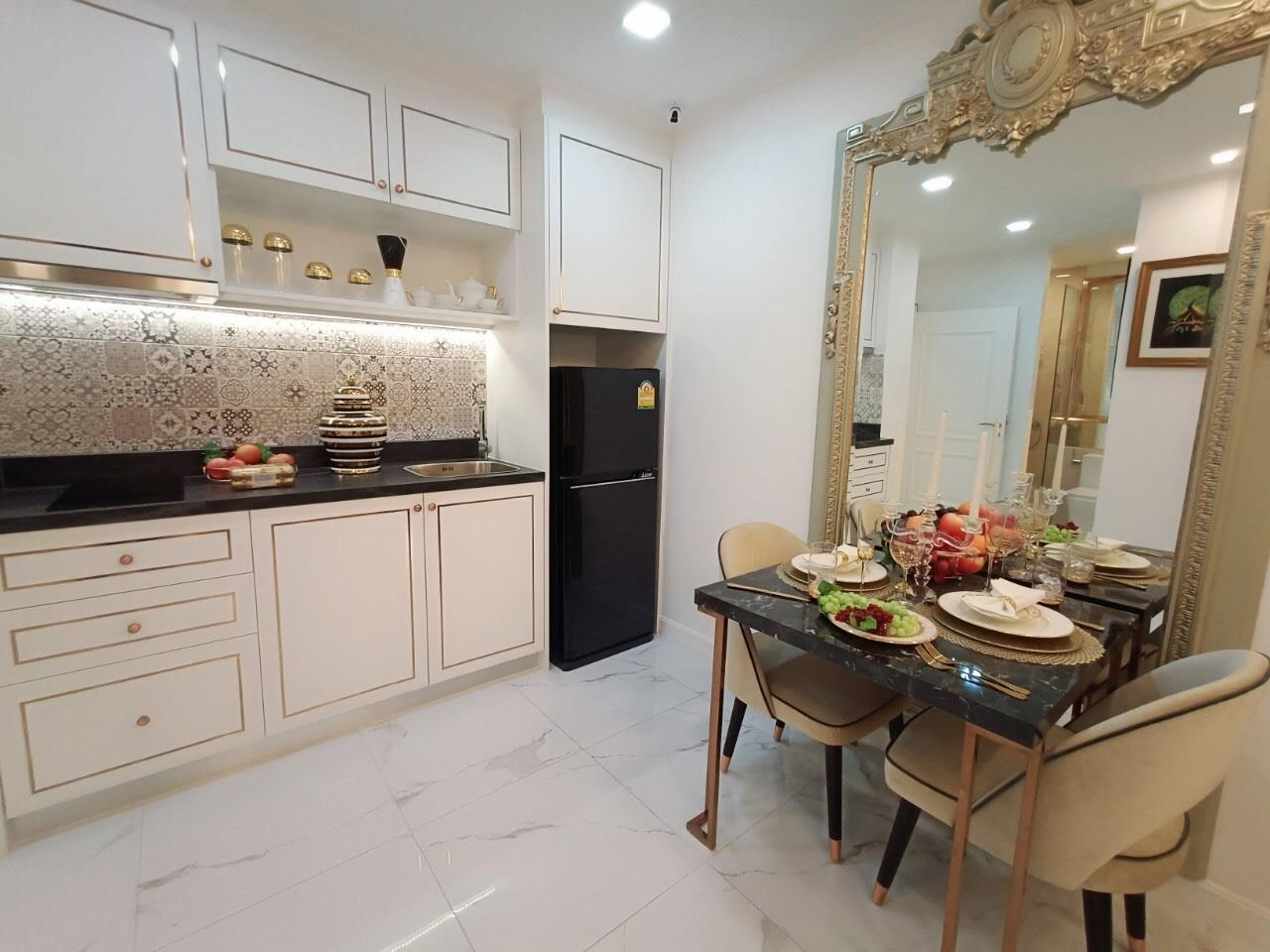 Pattayaconsult Co., Ltd. Agency's 33 sqm 1 bedroom for sale 30% discount @ The Empire Jomtien 12