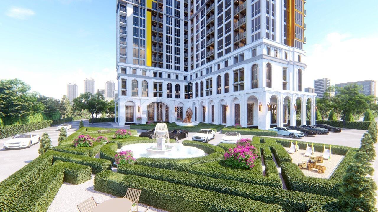 Pattayaconsult Co., Ltd. Agency's 33 sqm 1 bedroom for sale 30% discount @ The Empire Jomtien 5