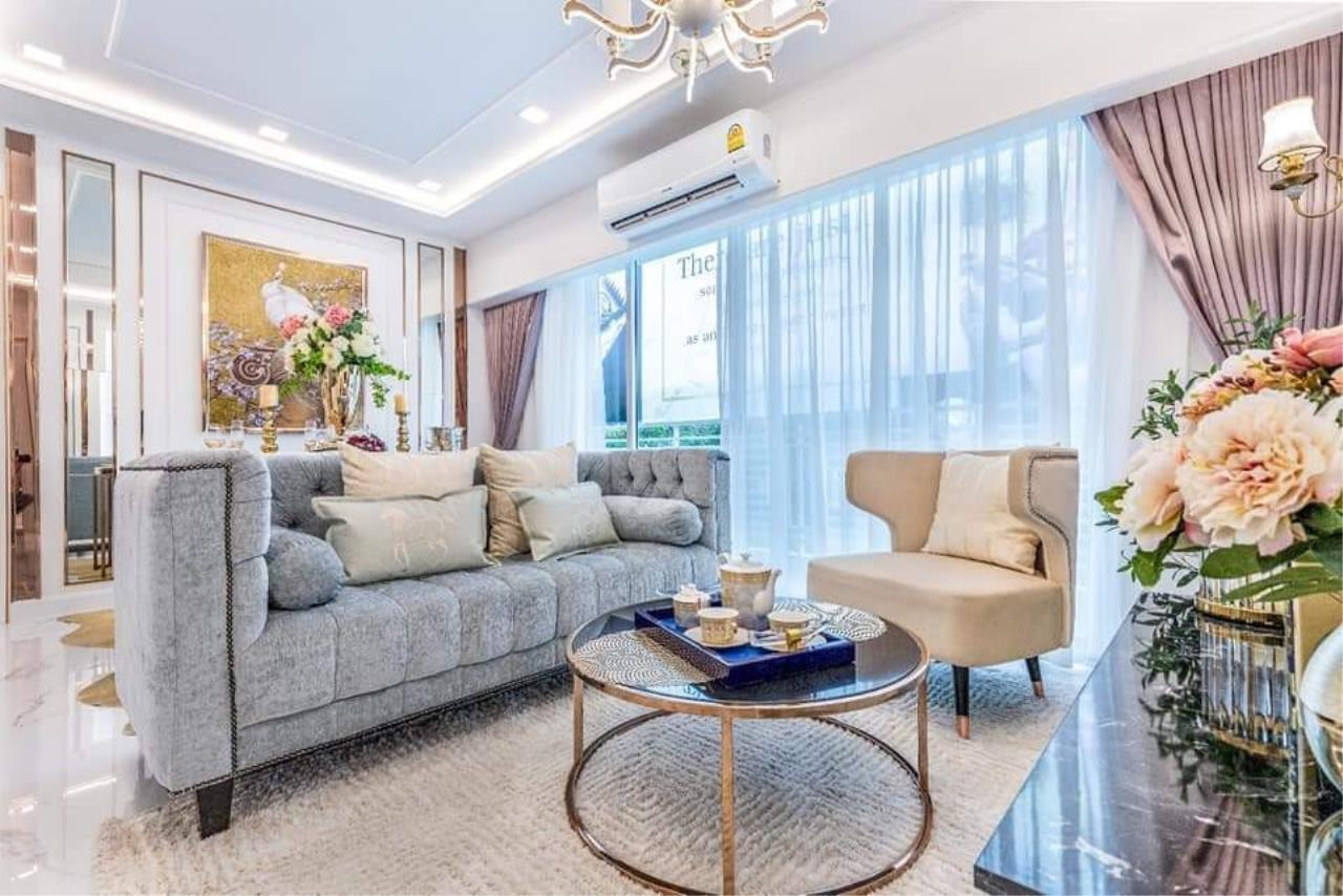 Pattayaconsult Co., Ltd. Agency's 33 sqm 1 bedroom for sale 30% discount @ The Empire Jomtien 8