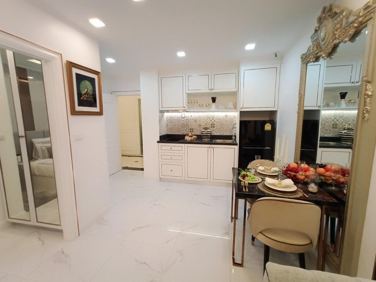 Pattayaconsult Co., Ltd. Agency's 33 sqm 1 bedroom for sale 30% discount @ The Empire Jomtien 14