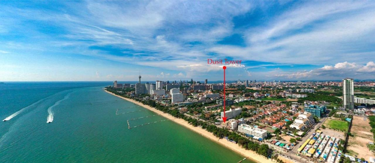 Pattayaconsult Co., Ltd. Agency's Pre Sale Dusit Tower Jomtien 1
