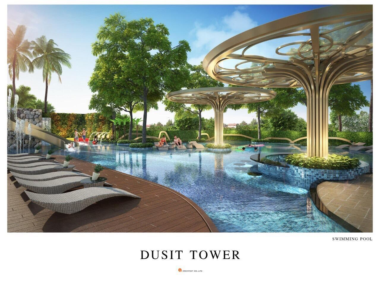 Pattayaconsult Co., Ltd. Agency's Pre Sale Dusit Tower Jomtien 7