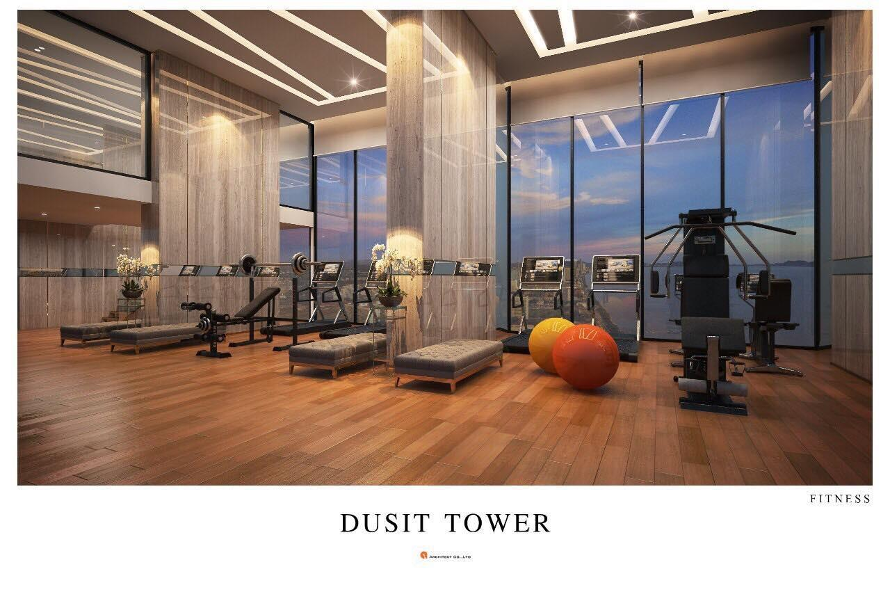 Pattayaconsult Co., Ltd. Agency's Pre Sale Dusit Tower Jomtien 4