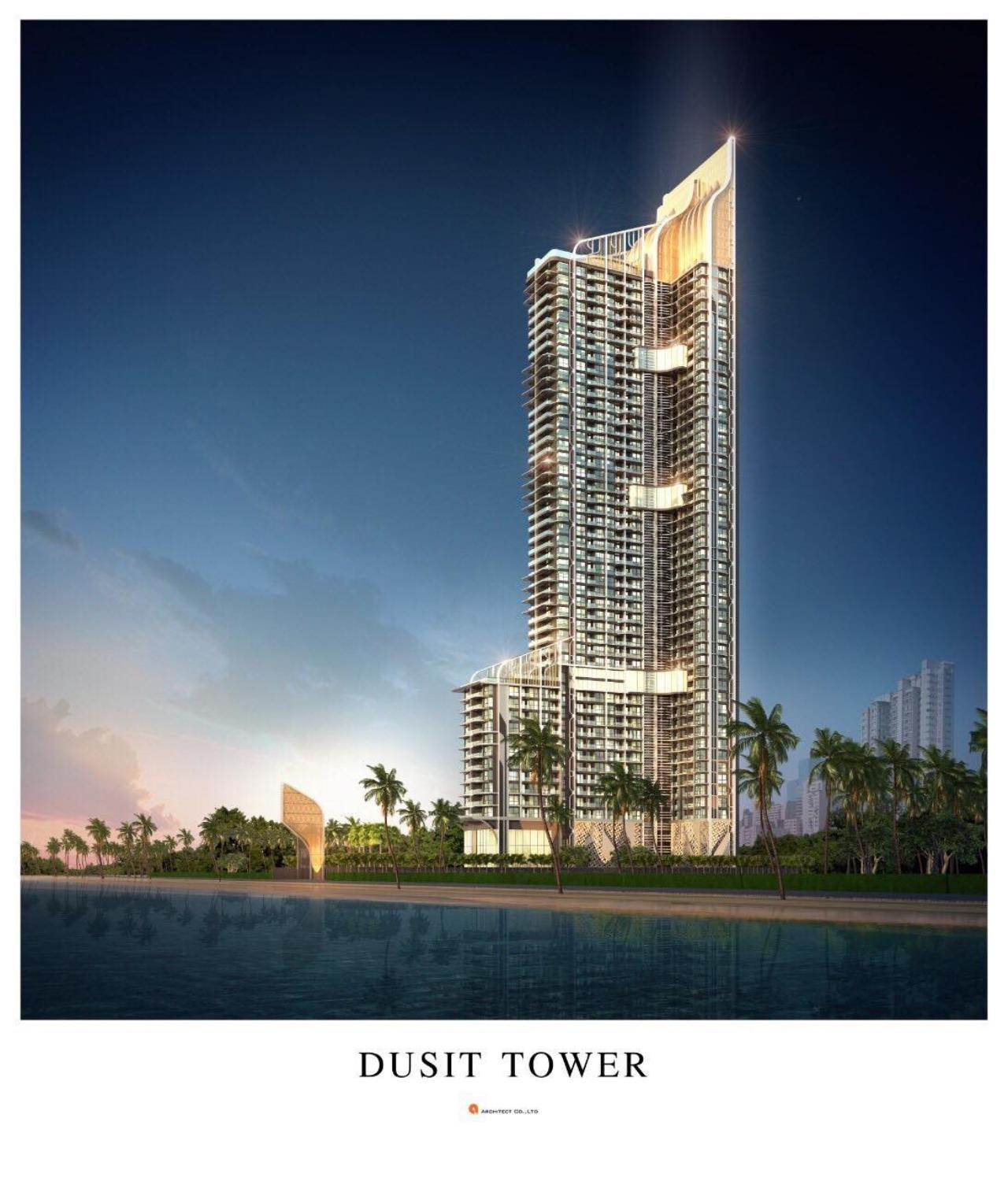 Pattayaconsult Co., Ltd. Agency's Pre Sale Dusit Tower Jomtien 10