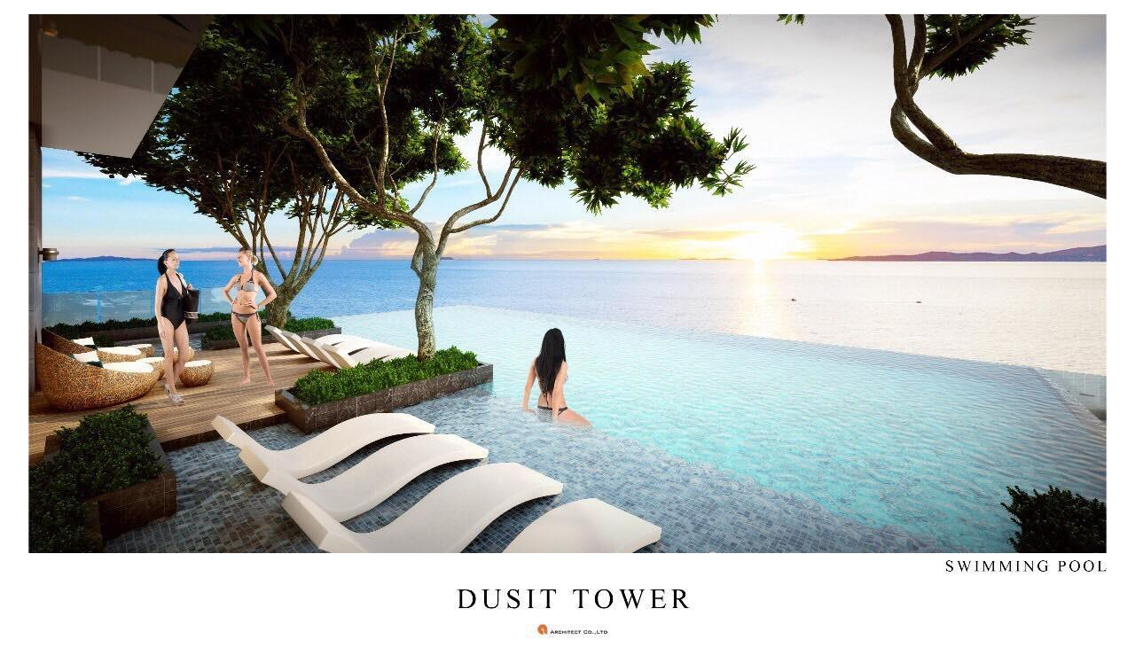 Pattayaconsult Co., Ltd. Agency's Pre Sale Dusit Tower Jomtien 6