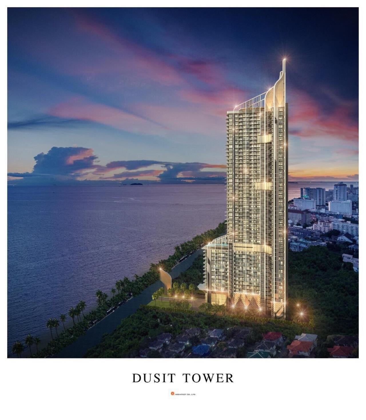 Pattayaconsult Co., Ltd. Agency's Pre Sale Dusit Tower Jomtien 9
