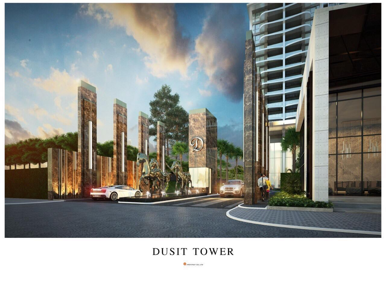 Pattayaconsult Co., Ltd. Agency's Pre Sale Dusit Tower Jomtien 11