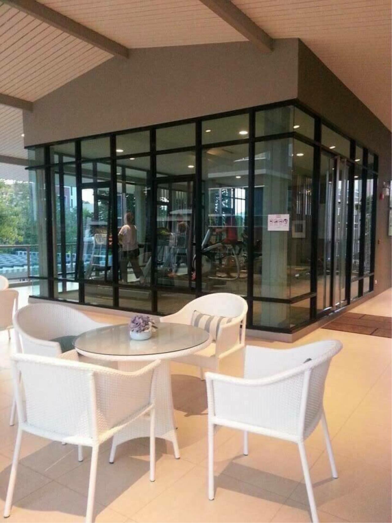 Agent - Yanisa Agency's 30 sq.m. studio fully furnish 2 units near Ferry pier, Khao Takiab  11