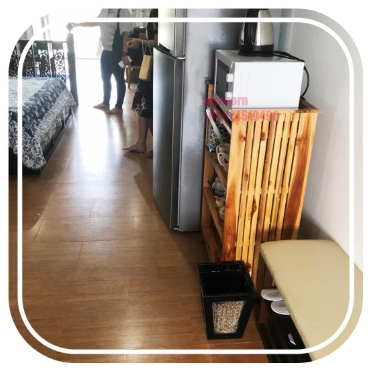 Agent - Yanisa Agency's 1 bedroom condo 45sq.m. price 2.6 M. at Baan Klang HuaHin 1