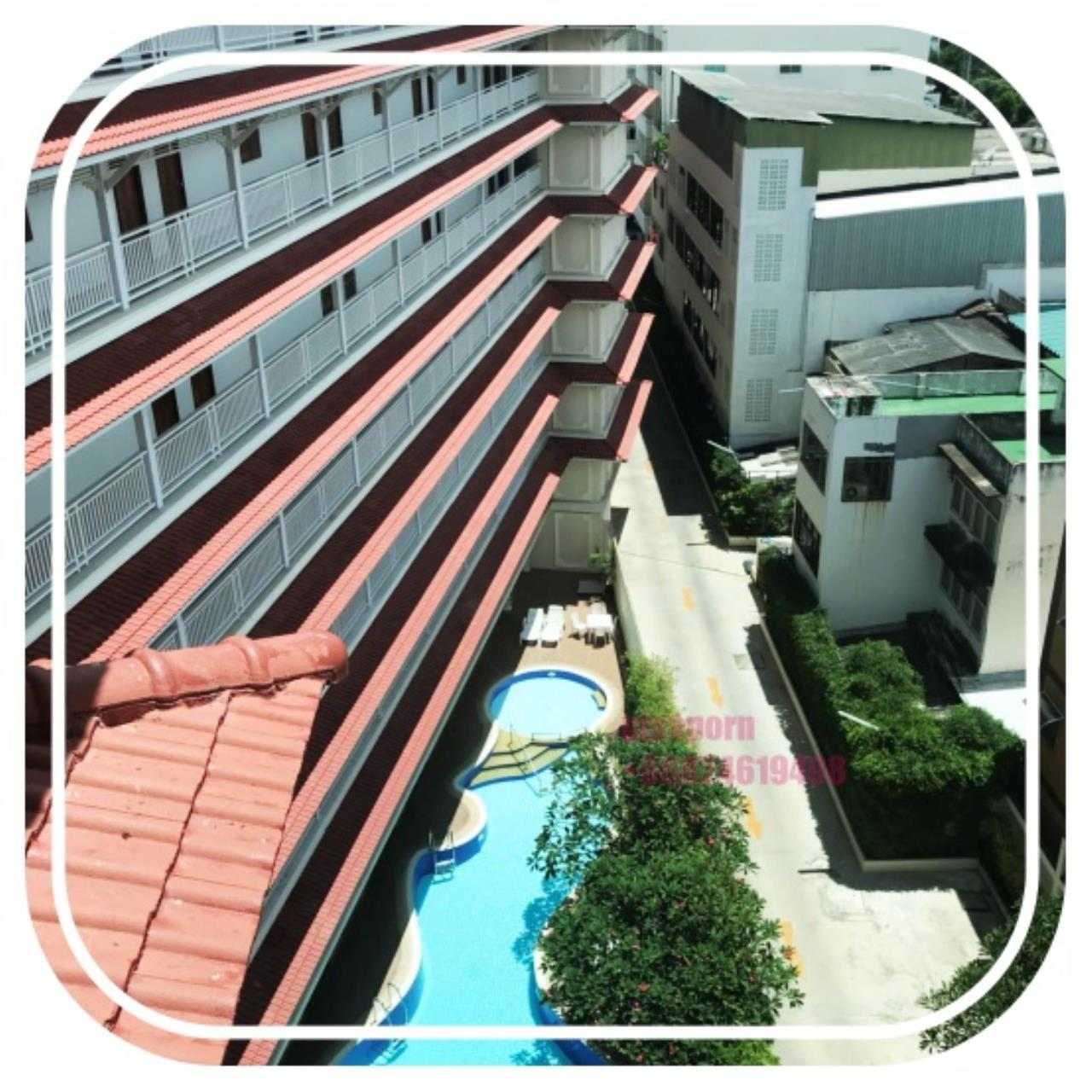 Agent - Yanisa Agency's 2 bed 2 bath 82 sq.m. condo for sale in hua hin.  2