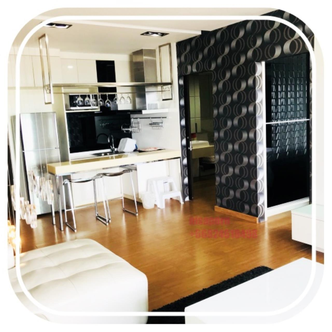 Agent - Yanisa Agency's 2 bed 2 bath 82 sq.m. condo for sale in hua hin.  1
