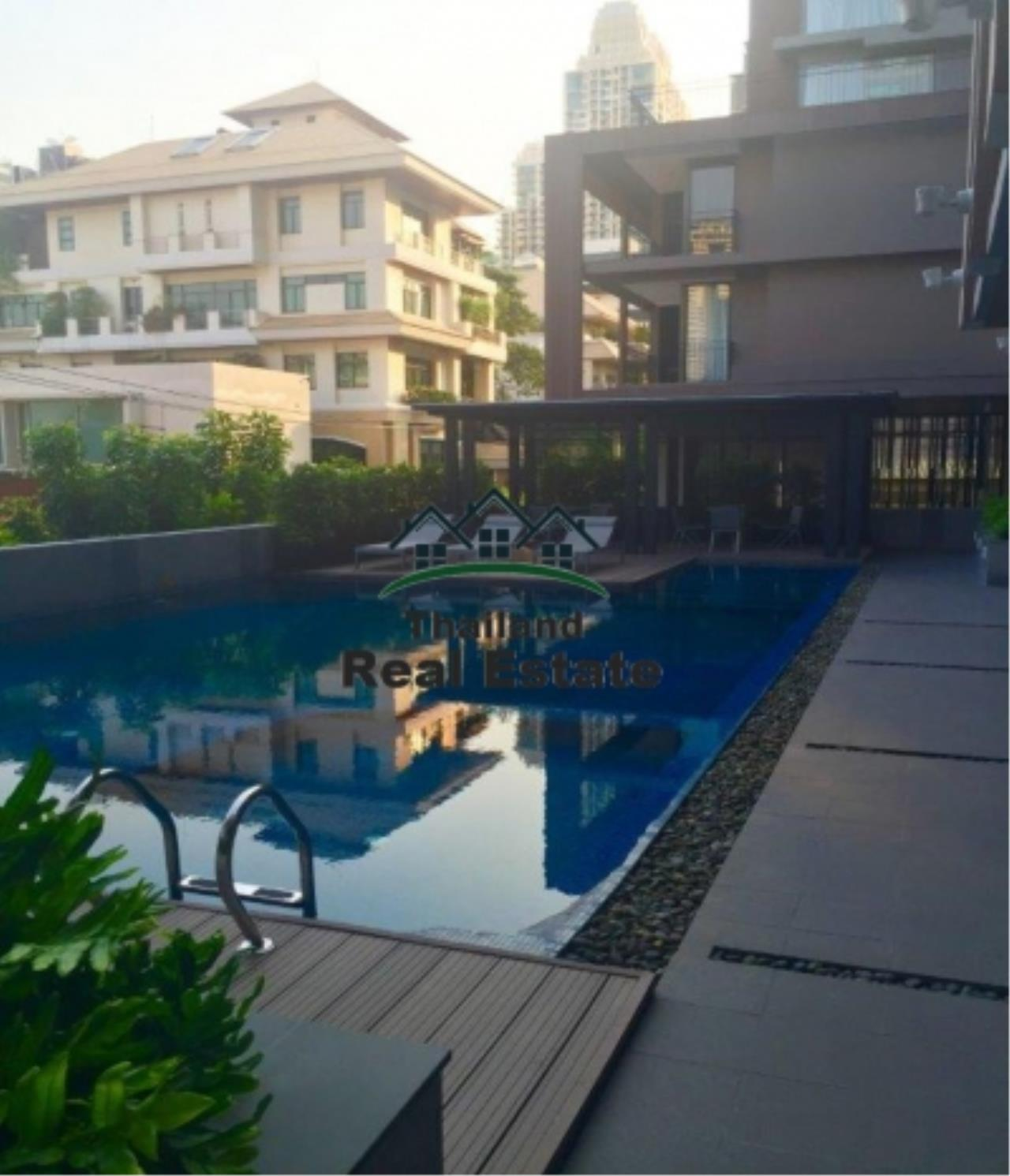Thailand Real Estate Agency's 2 Bedroom Condo at The Hudson near BTS Chong Nonsi (12625) 7