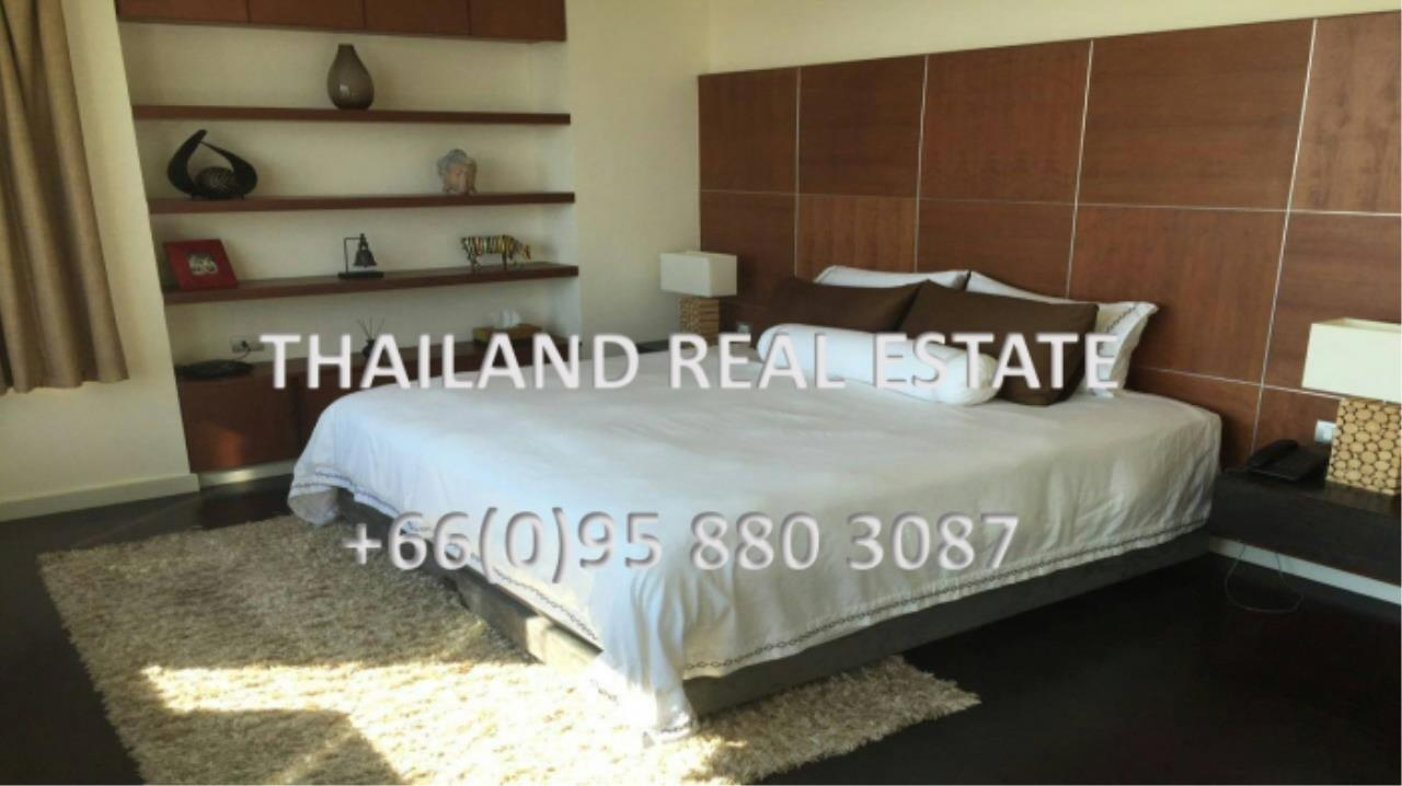 Thailand Real Estate Agency's 4 Bedroom Condo at Watermark Chaophraya near BTS Saphan Taksin (12629) 3