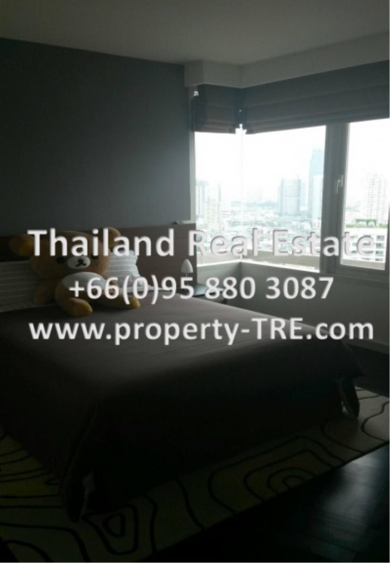 Thailand Real Estate Agency's 4 Bedroom Condo at Watermark Chaophraya near BTS Saphan Taksin (12629) 4