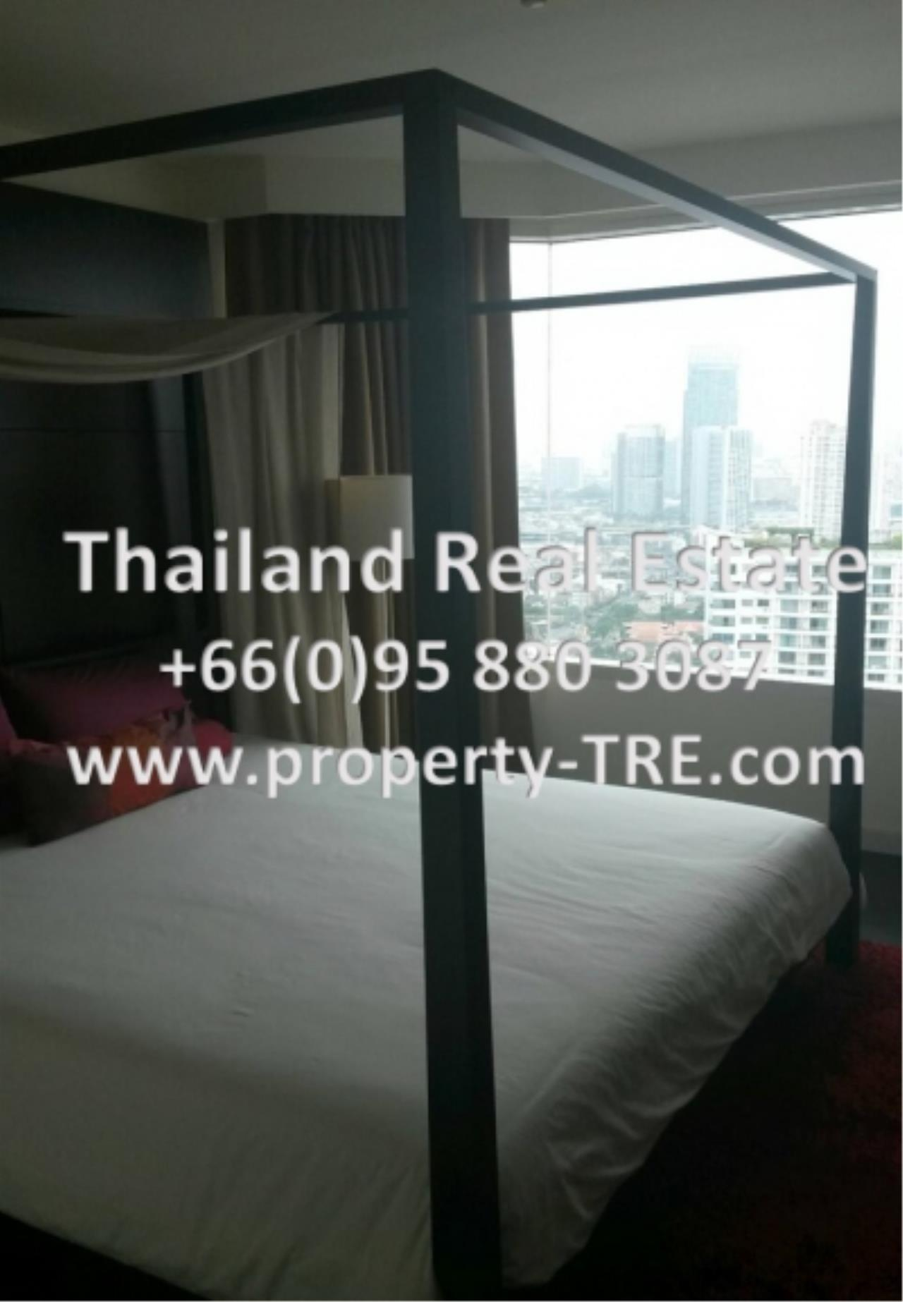 Thailand Real Estate Agency's 4 Bedroom Condo at Watermark Chaophraya near BTS Saphan Taksin (12629) 5