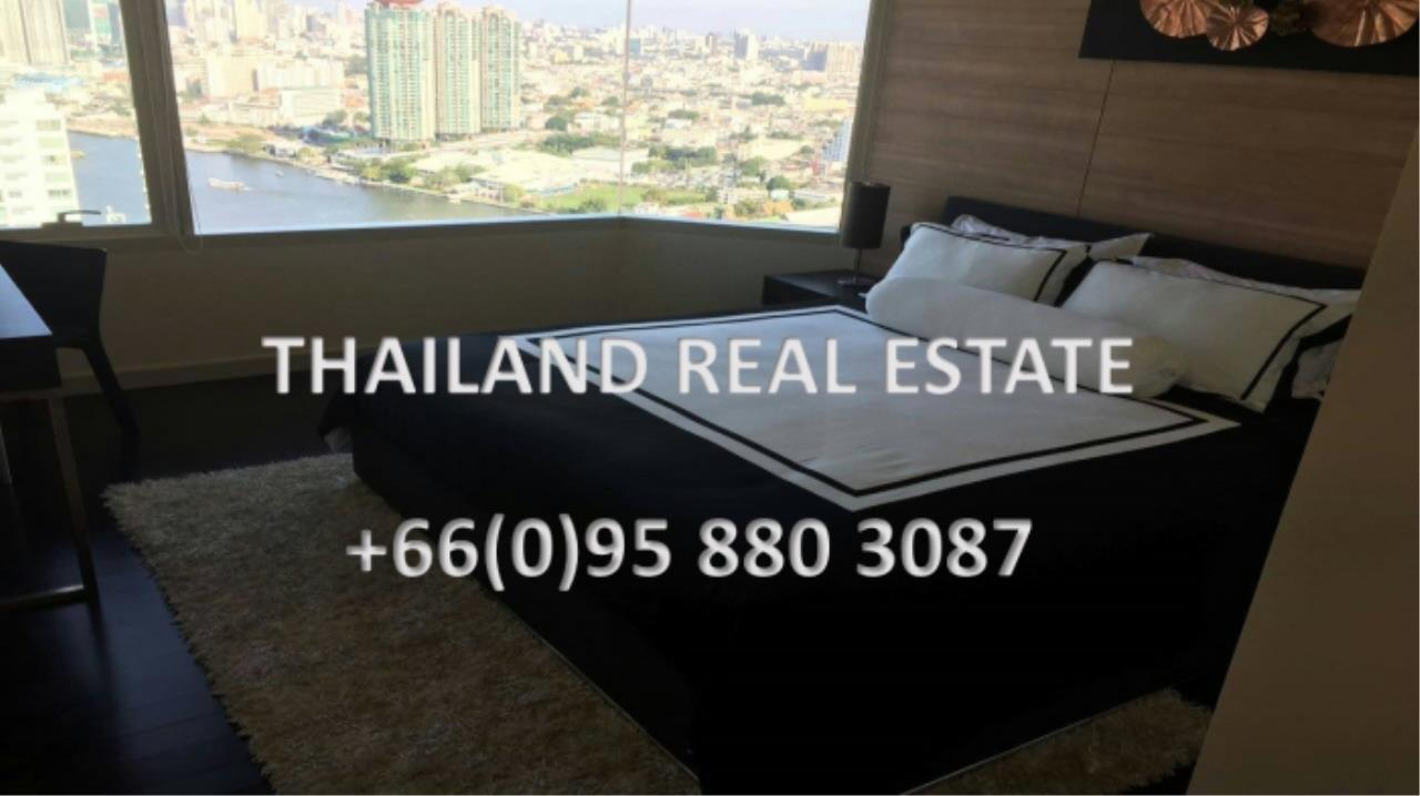 Thailand Real Estate Agency's 4 Bedroom Condo at Watermark Chaophraya near BTS Saphan Taksin (12629) 6