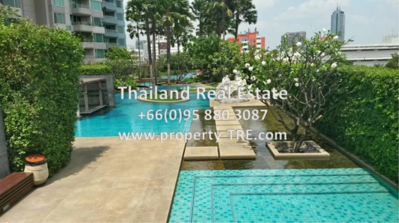 Thailand Real Estate Agency's 4 Bedroom Condo at Watermark Chaophraya near BTS Saphan Taksin (12629) 7