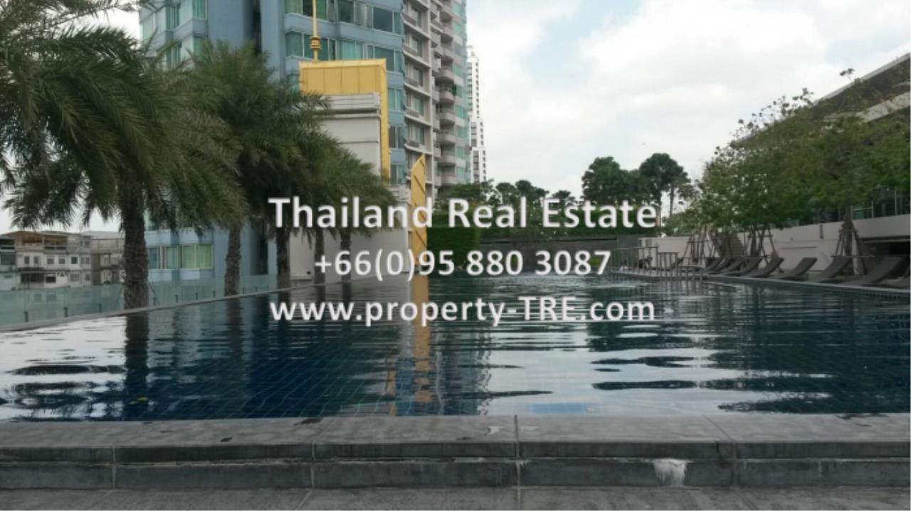 Thailand Real Estate Agency's 4 Bedroom Condo at Watermark Chaophraya near BTS Saphan Taksin (12629) 8