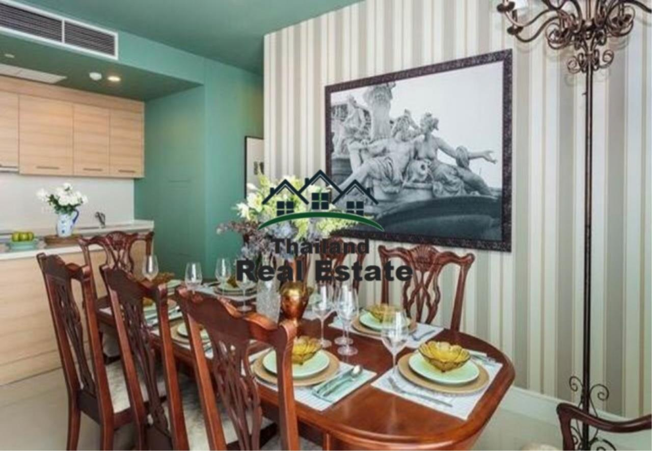 Thailand Real Estate Agency's 3 Bedroom Condo at  Aguston  near BTS Phrom Phong (12691) 3