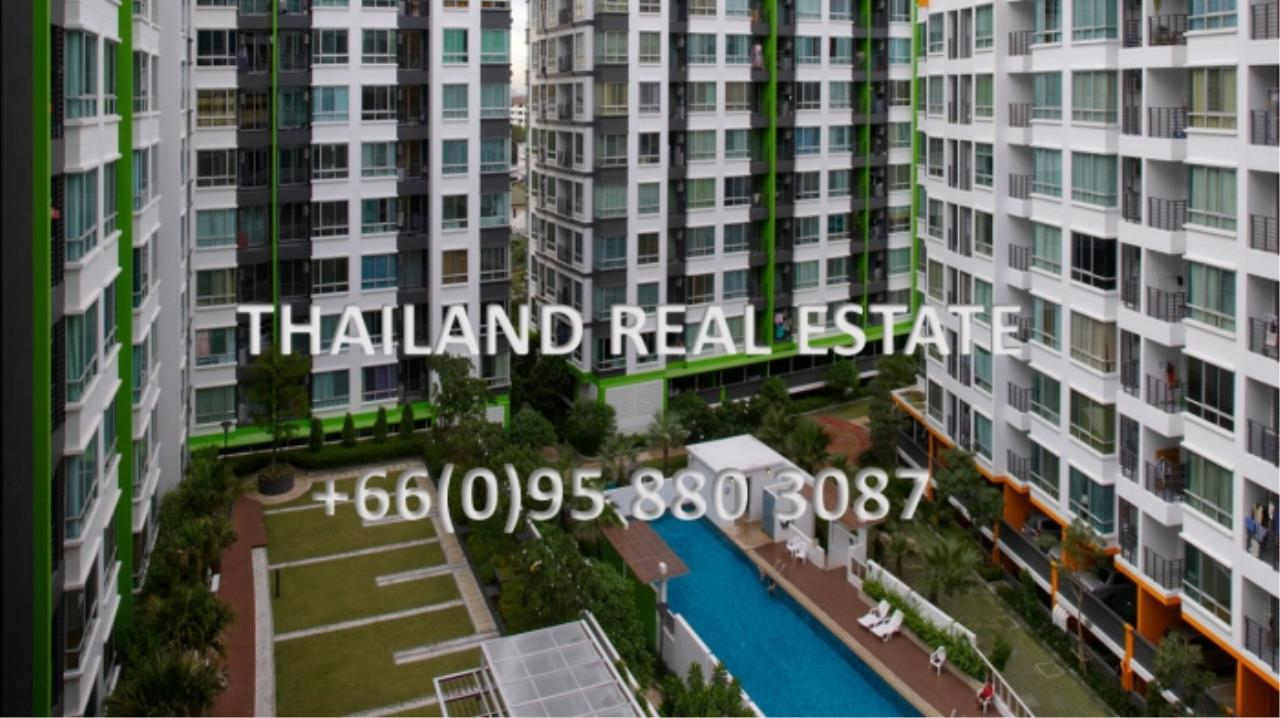 Thailand Real Estate Agency's 1 Bedroom Condo at @City Condo near BTS Punnawithi  (12636) 1