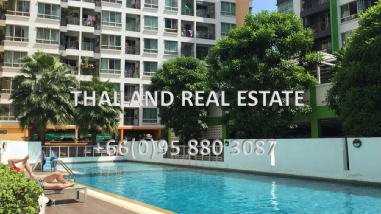 Thailand Real Estate Agency's 1 Bedroom Condo at @City Condo near BTS Punnawithi  (12636) 3