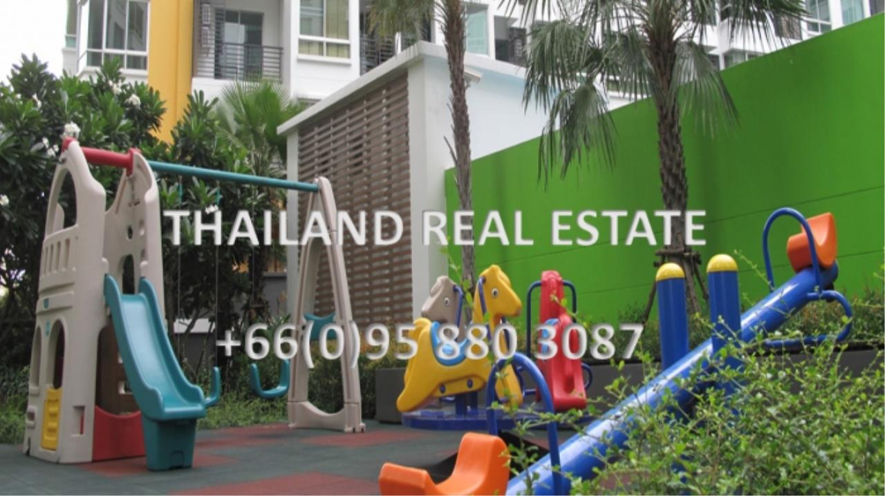 Thailand Real Estate Agency's 1 Bedroom Condo at @City Condo near BTS Punnawithi  (12636) 4