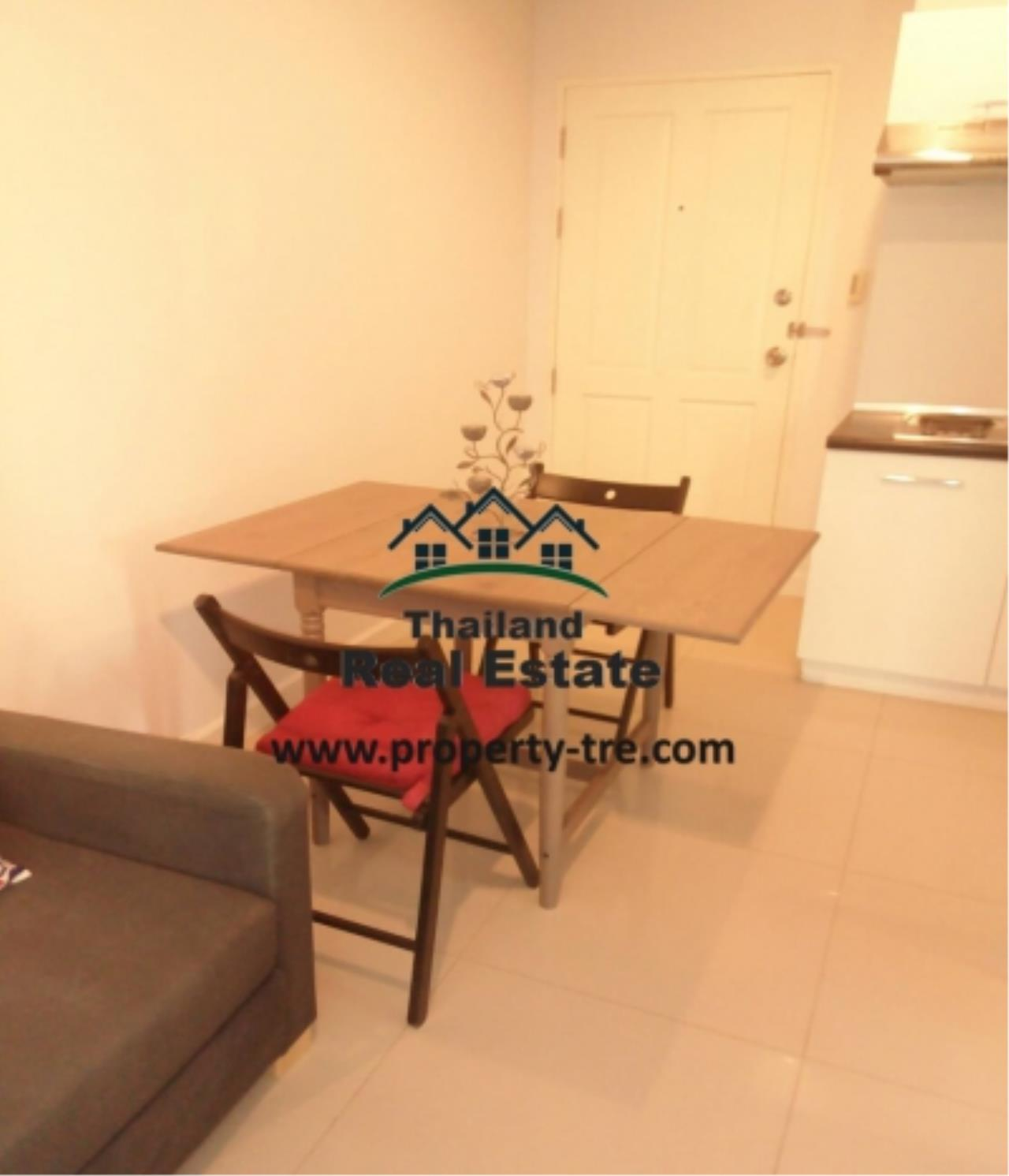 Thailand Real Estate Agency's 1 Bedroom Condo at @City Condo near BTS Punnawithi  (12636) 5