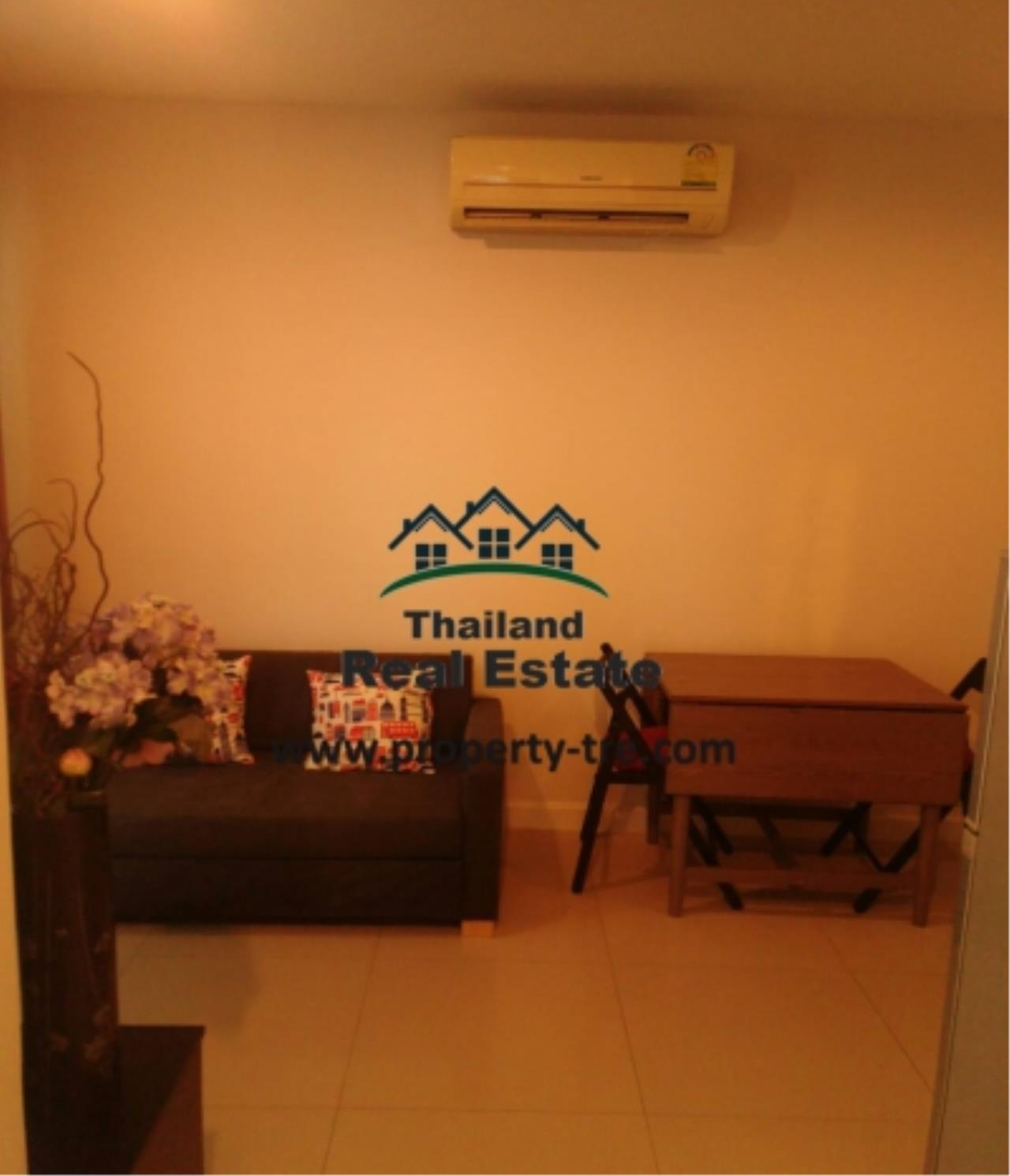 Thailand Real Estate Agency's 1 Bedroom Condo at @City Condo near BTS Punnawithi  (12636) 6