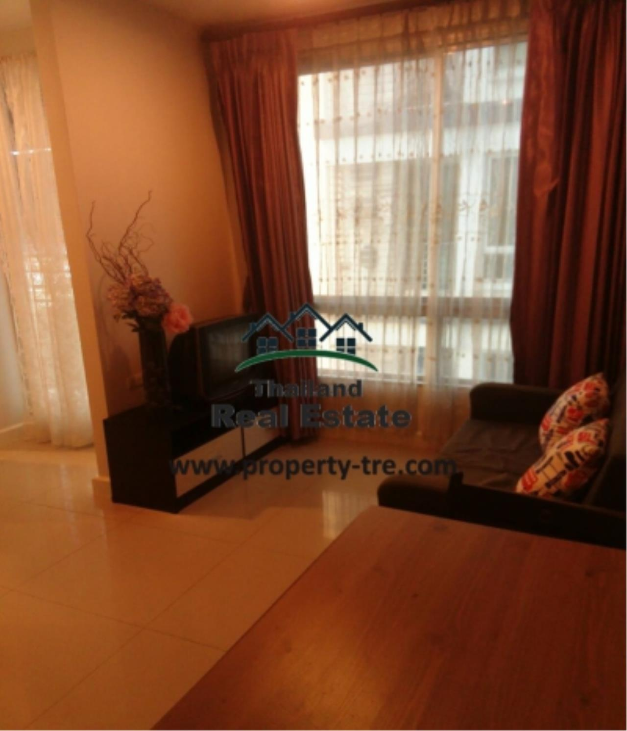 Thailand Real Estate Agency's 1 Bedroom Condo at @City Condo near BTS Punnawithi  (12636) 7