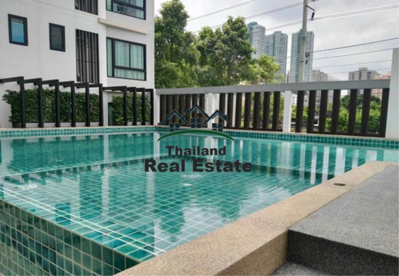 Thailand Real Estate Agency's 1 Bedroom Condo at The Bridge near BTS Chong Nonsi (12631) 1
