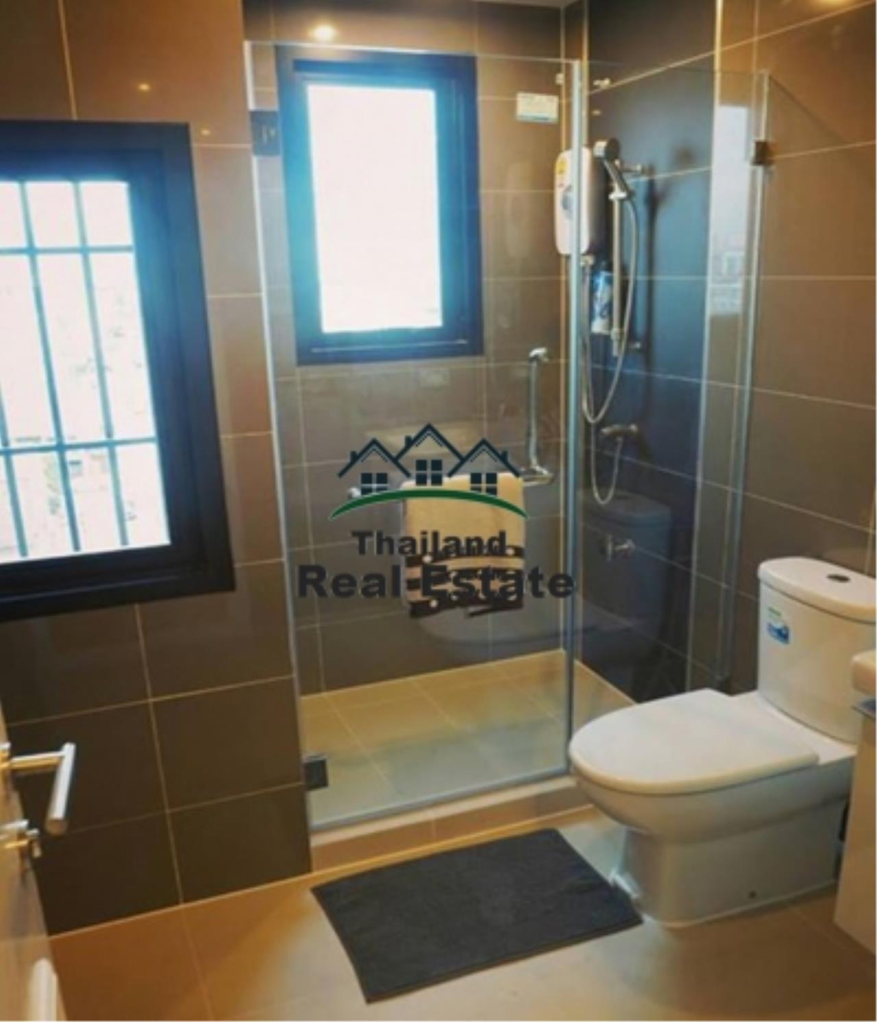 Thailand Real Estate Agency's 1 Bedroom Condo at The Bridge near BTS Chong Nonsi (12631) 2